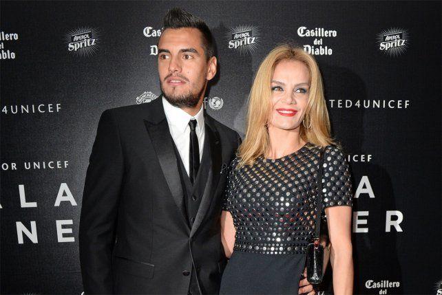 Sergio Romero y Eliana Guercio.