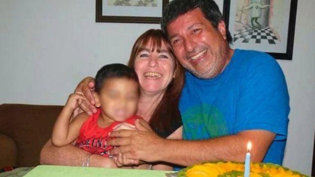 El padre de guarda de Kiki afirmó que se resolvió a favor del nene