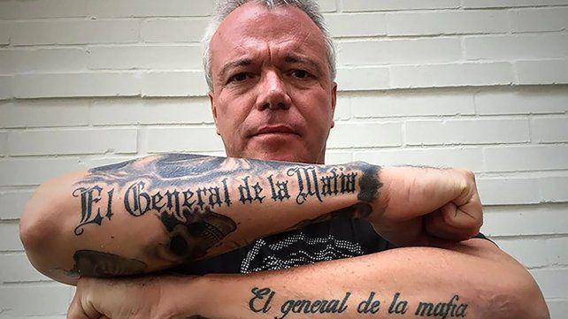 Popeye, expistolero de Escobar, investigado por amenazar en Twitter
