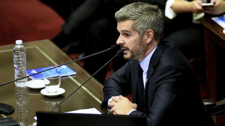 El funcionario nacional brindó explicaciones de la gestión del gobierno de Macri.