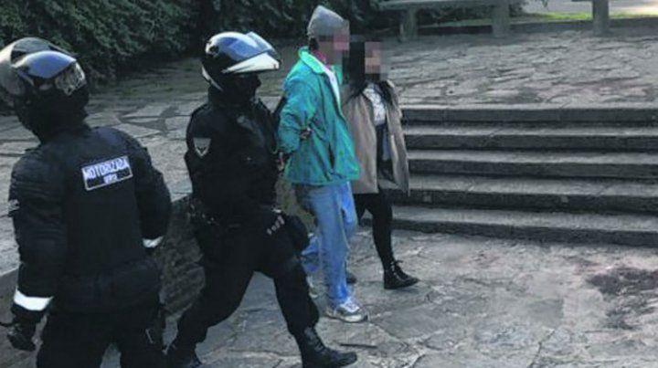 Prisión preventiva para el hombre que raptó, abusó y golpeó a su pareja