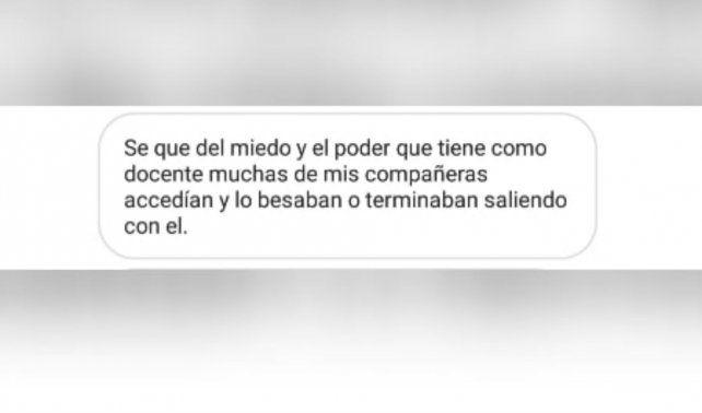 Imagen capturada del muro de Facebook #Cuéntalo fcm.
