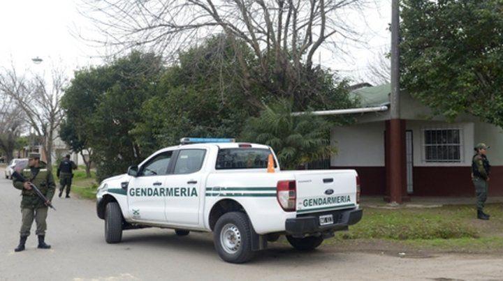 En los barrios. La presencia de Gendarmería se hará notar en los barrios de las zonas sur y oeste de la ciudad.