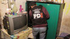 Operativo. Alurralde ordenó once allanamientos, uno de ellos en Esquina, que terminó con una detención.