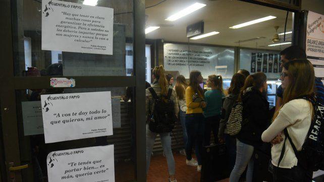La UNR abrió sumarios internos para investigar denuncias por violencia de género