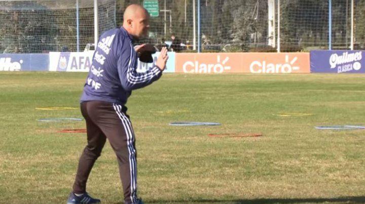 Sampaoli: Romero se quería quedar, pero había que tomar una decisión