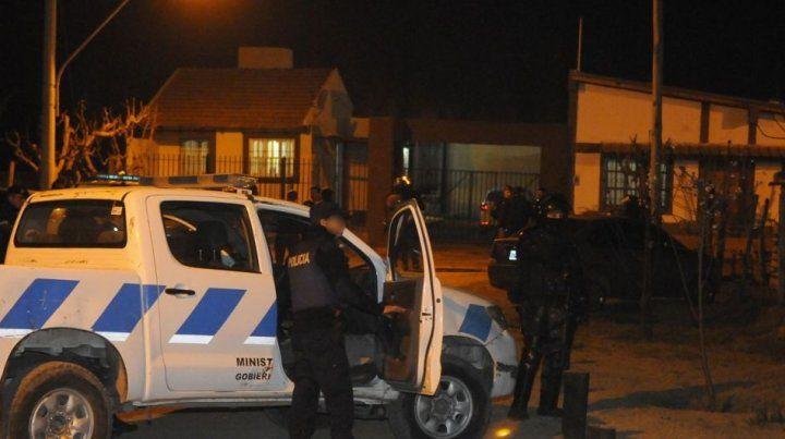 El joven detenido es hijo del jefe departamental de la policía de Malargüe.