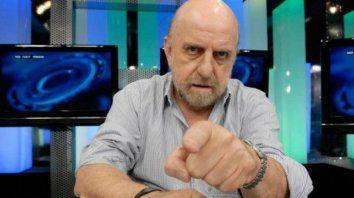 El periodista Horacio Pagani está internado en terapia intensiva
