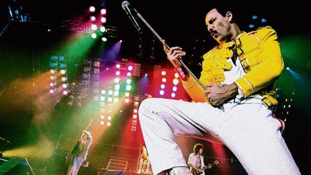 Freddie en vivo. Pablo Padín