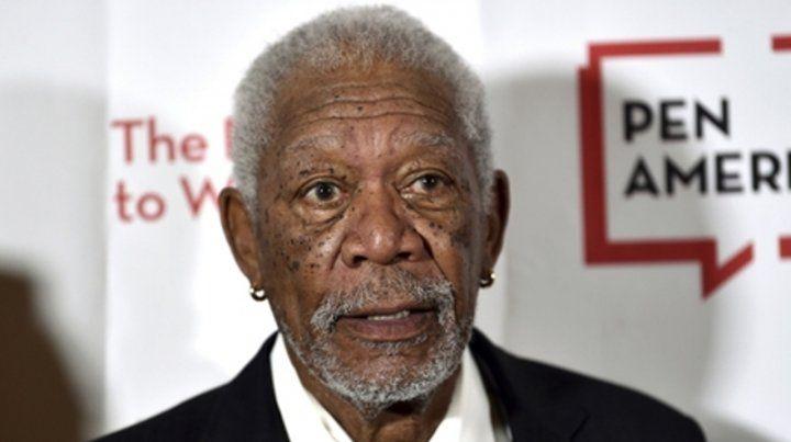 Freeman. El ganador del Oscar se disculpó públicamente.