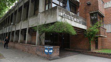 El cuerpo de la víctima fue derivado al instituto Médico Legal para la realización de una autopsia.