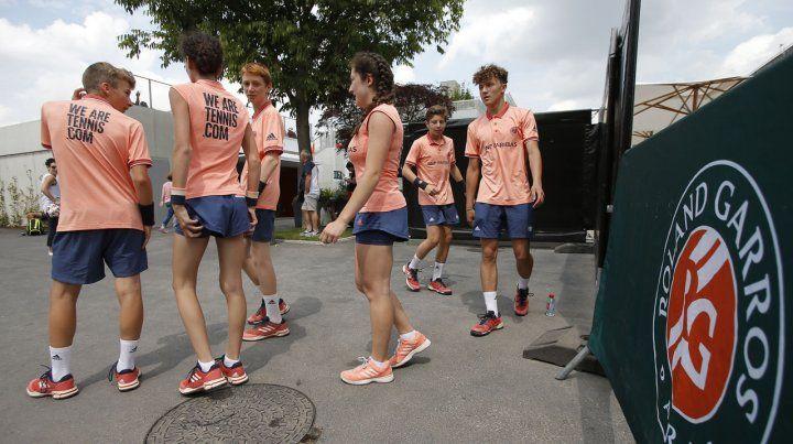 Roland Garros se prepara para vivir el Grand Slam del año