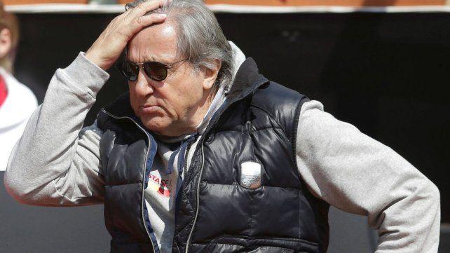 Un exnúmero uno del mundo de tenis fue preso por conducir ebrio