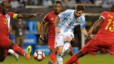 Messi, el preferido del técnico alemán.