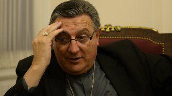 Monseñor Martín dijo que preocupa que el dinero esté al servicio de la especulación
