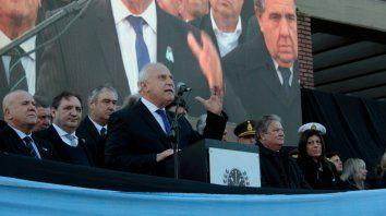 Lifschitz: La democracia necesita un pueblo movilizado y partidos que lo defiendan