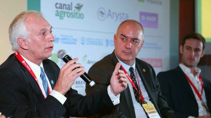 Agro. Bernaudo dijo que las buenas prácticas agrícolas son política de Estado.