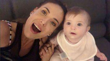 Jésica Cirio se mostró súper feliz junto a su hija Chloé