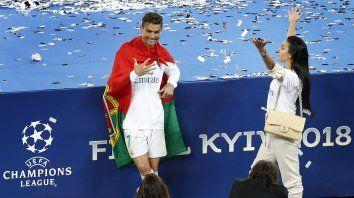 Fue muy bonito estar en el Madrid, disparó Cristiano Ronaldo