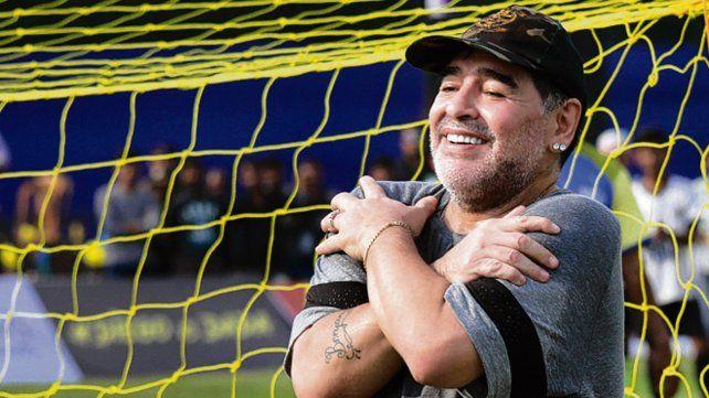 Natgeo estrena filme sobre Maradona: El Diego, inédito