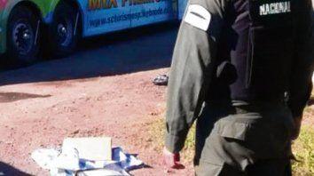 En la ruta. Gendarmería detectó la droga en el peaje de General Lagos.