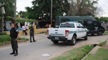 custodiados. Se espera que 200 gendarmes lleguen hoy a la ciudad para estar operativos desde mañana.