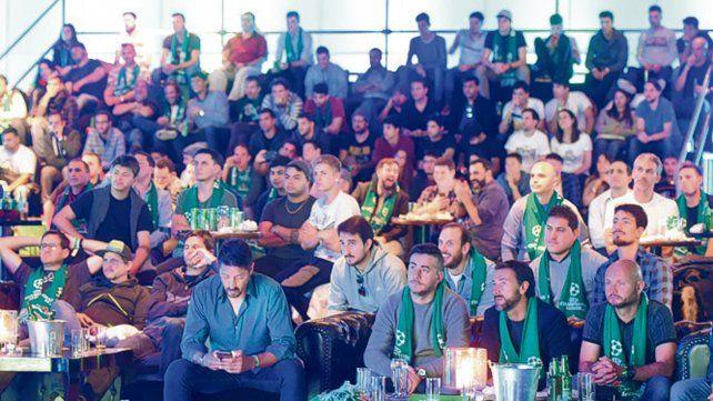 Heineken y la Champions. Kily y compañía