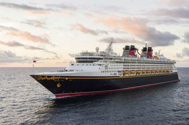Se amplía la flota de cruceros de Disney