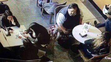 Prisión efectiva al hombre filmado en robos en bares