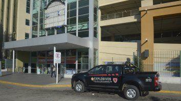 Evacuaron el Portal Rosario por una falsa amenaza de bomba