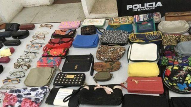 inventario. Fiscalía solicitó a víctimas de robos que se acerquen a la PDI.