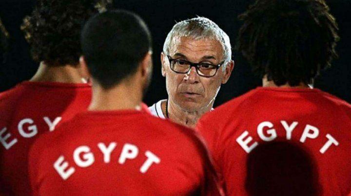 Héctor Cúper llevó a Egipto al Mundial.