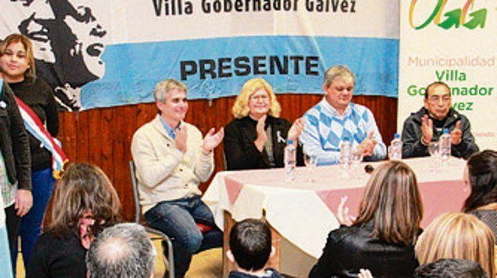 Balagué y Ricci firmaron el convenio.