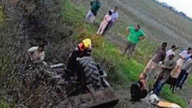 Joven de 23 años murió en un accidente laboral en Los Molinos