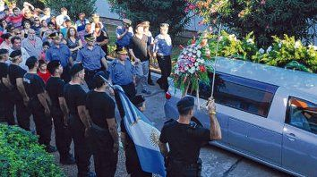 Germán Cardillo fue asesinado en marzo de 2015 mientras pescaba con amigos en Puerto San Martín.