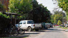Zona oeste. El crimen de Ruiz Díaz ocurrió el 21 de abril en Pasco al 4500.
