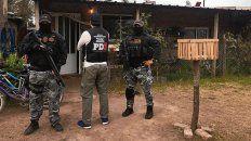 Operativo. Tres allanamientos se hicieron en Casilda y otro en Rosario.