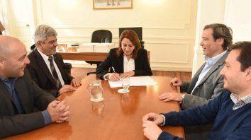municipio y fiscales trabajaran juntos en el territorio