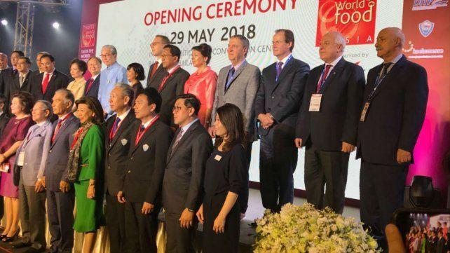 Lifschitz en Tailandia: Esta es una gran oportunidad para las empresas santafesinas