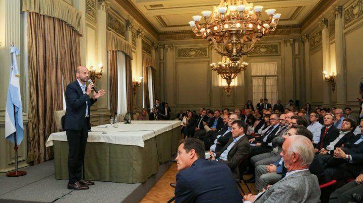Dietrich ratificó la llegada de la Sube a Rosario y anunció el ingreso de operadores a la red ferroviaria