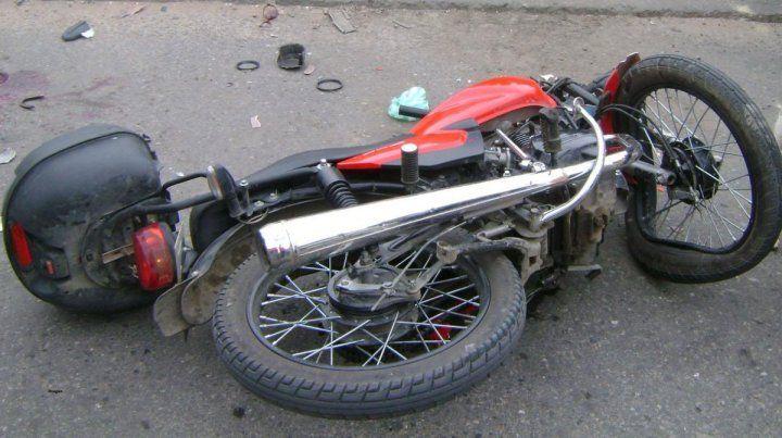 Un motociclista atropellado será indemnizado con más de 3 millones de pesos
