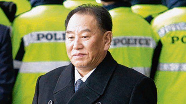 Misión. El general Kim Young Chol.