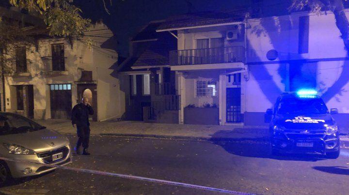 La casa está ubicada en Italia entre Cerrito y Riobamba