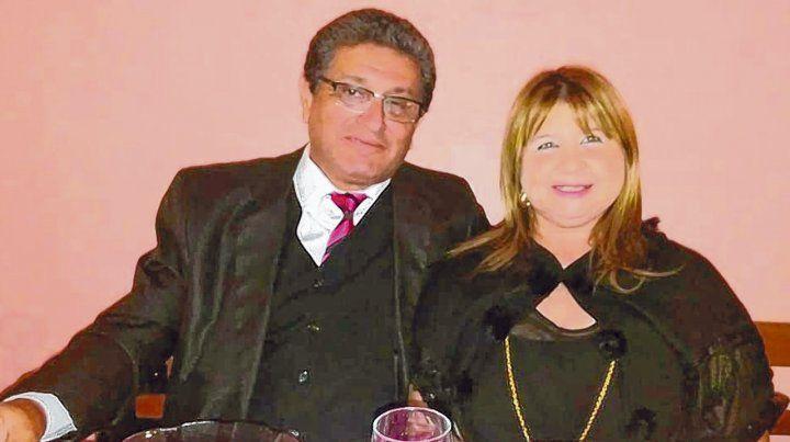 Vida nueva. Antonia Ramírez con Alberto Jaimez