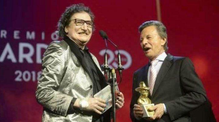 Charly García se quedó con el Premio Gardel de Oro