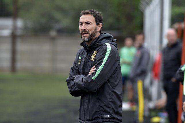 El Kily González será el nuevo técnico de la reserva de Central