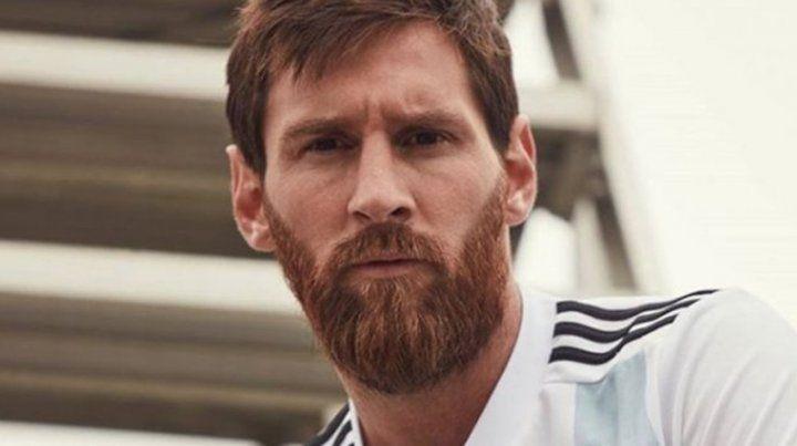 Messi, un líder silencioso