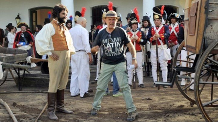 Negocios en el virreinato. Gonzalo Heredia (izquierda)