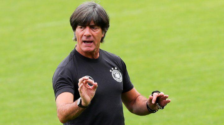 El técnico de Alemania impuso nuevas reglas para sus dirigidos