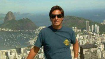 Deportista. Ignacio Ballesteros, el polista que se accidentó en 2010.
